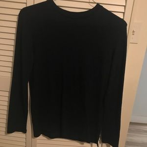 Hang Ten Long Sleeve in Black
